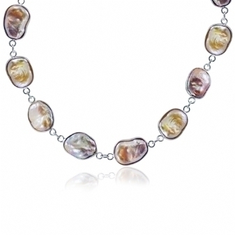 Baroque Pearl Strand by Imperial Pearls