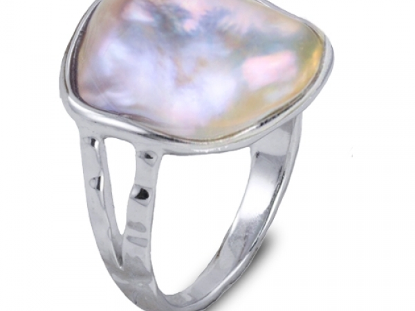 Baroque Pearl Ring by Imperial Pearls